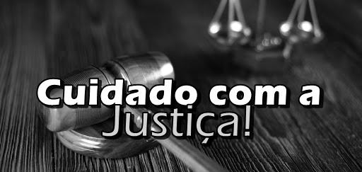 A justiça no PÉ!!!!
