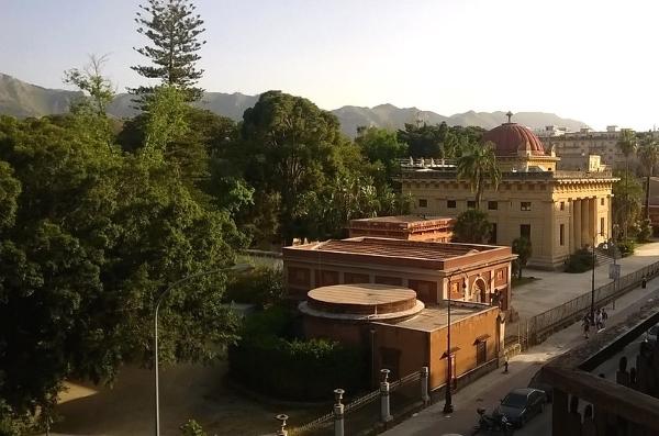 orto botanico-villa Giulia-Palermo