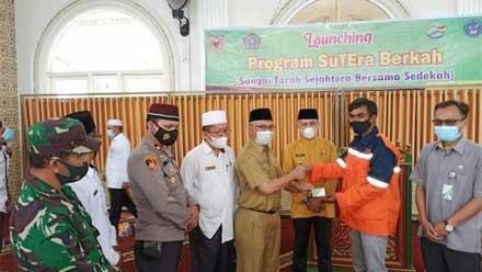 Launching Sutera Berkah