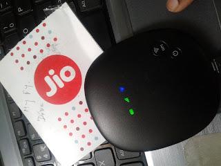 3000mAh की बैटरी के साथ JioFi का नया मॉडल