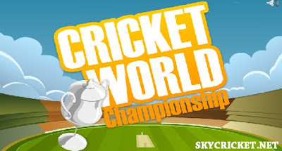 Cricket world championship game