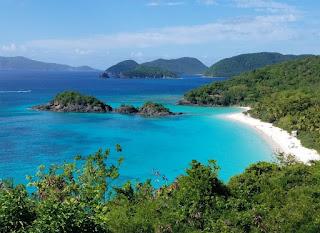 Honeymoon Destinations US Virgin Islands  st john