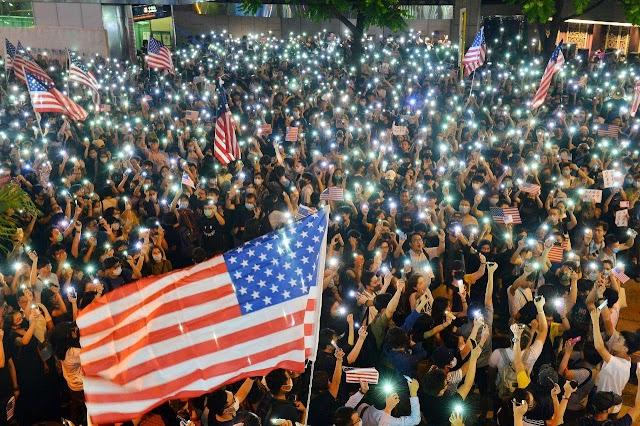 【#香港加油】3 分鐘速讀《香港人權與民主法案》