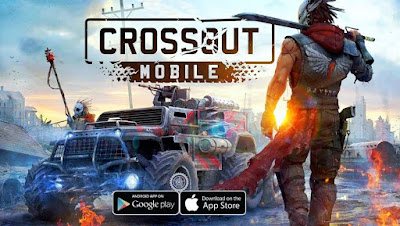 Crossout Mobile Apk + Data for Android