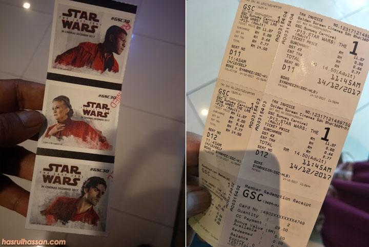 Review Star Wars The Last Jedi