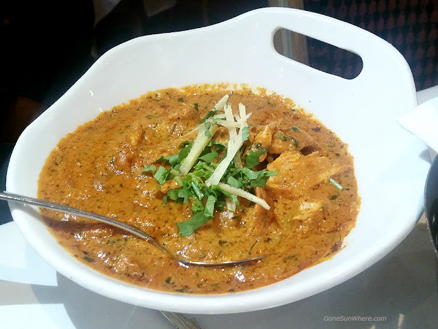 Gaylord restaurant - butter chicken