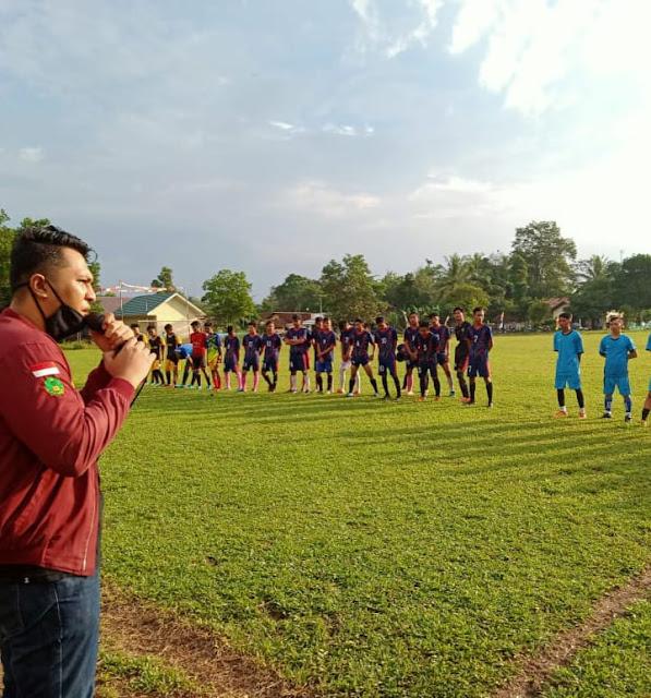 ABR Lamsel Dukung Penuh Turnamen Troveo Candipuro Cup I