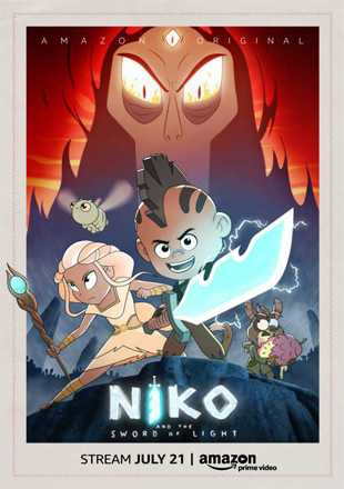 Niko and the Sword of Light 2015 Complete S01 HDRip 720p Dual Audio In Hindi English