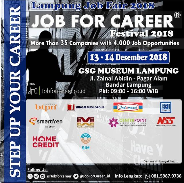 Job Fair Bandar Lampung