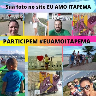 Sua foto aqui no site EU AMO ITAPEMA #euamoitapema