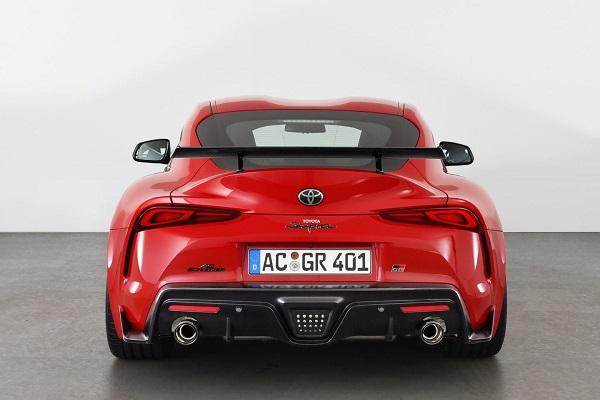 Toyota GR Supra AC Schnitzer