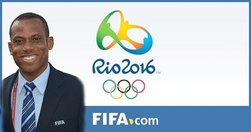 Sunday Oliseh Gets Bumper Appointment from FIFA, Set to Work During Olympics in Brazil (Photos)