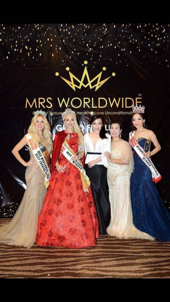 Mrs Worldwide International 2017 results and winners    ~ www