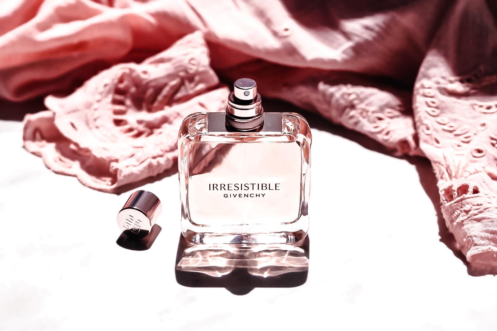 Givenchy Irrésistible Parfum avis