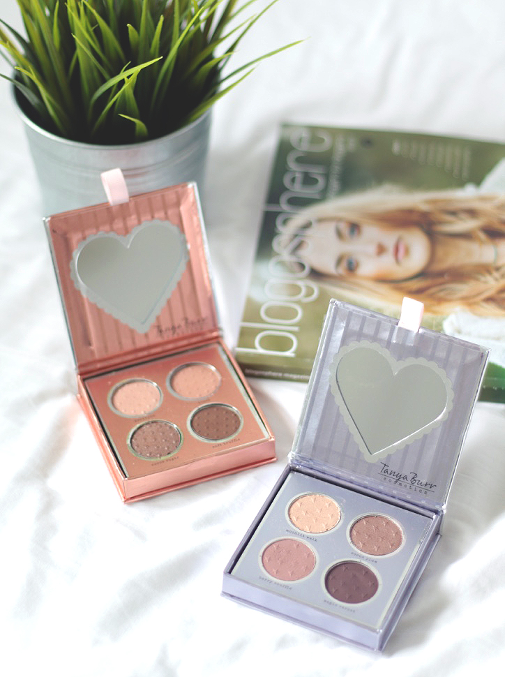 Tanya Burr Cosmetics, Tanya Burr, Soft Luxe Collection, Enchanted Dream, Birthday Suit, Beauty Blogger, Forever September, Eyeshadow Palette