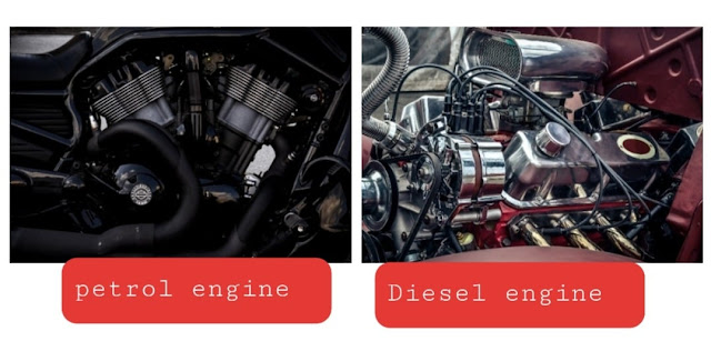 what is divergence betwixt petrol engine together with diesel fuel engine What is divergence betwixt petrol engine together with diesel fuel engine