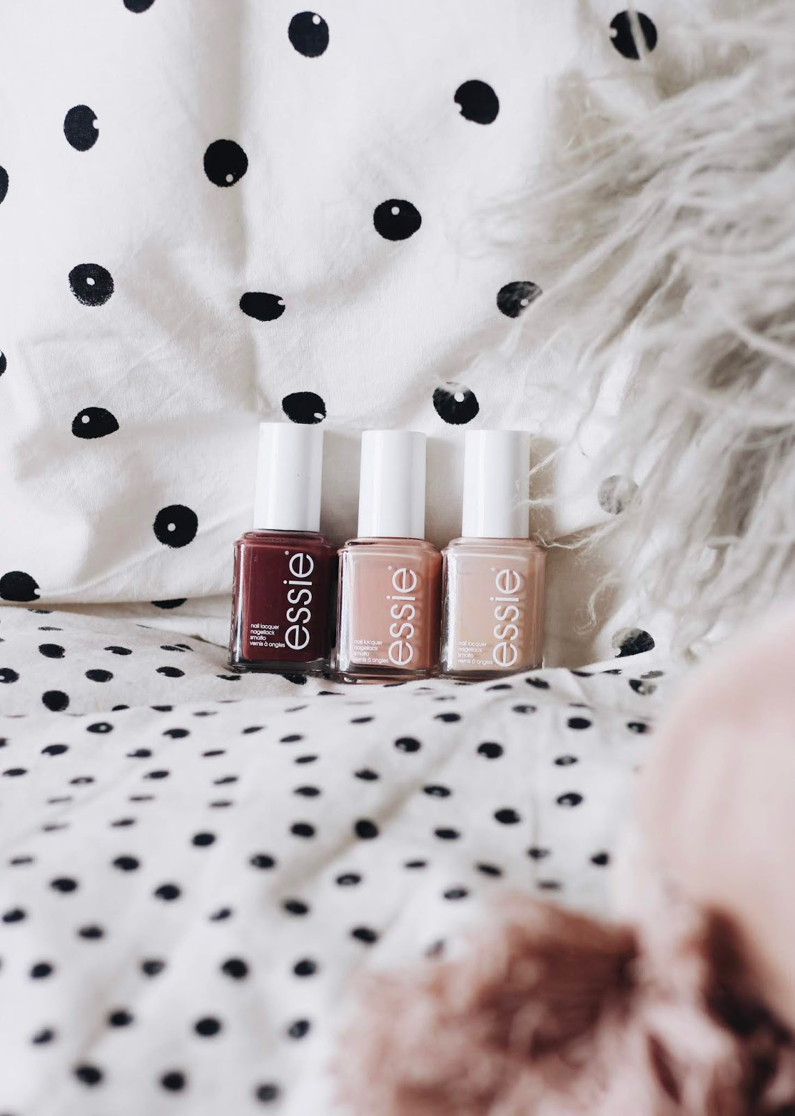 Essie Nude Nail Vanish Picks