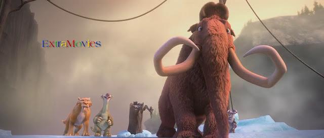 Ice Age: Continental Drift 2012 Dual Audio [Hindi-DD5.1] 720p BluRay