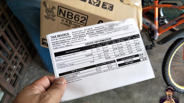 Beli PetPet Jumbo Pack Newborn (NB62) Dengan Harga Murah