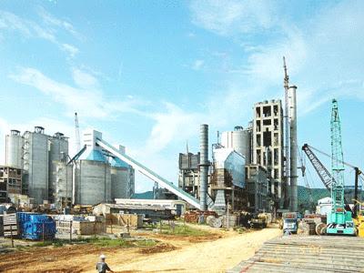 Giãn quy trình đầu tư những dự án công trình xi măng nhằm phát triển bền bỉ