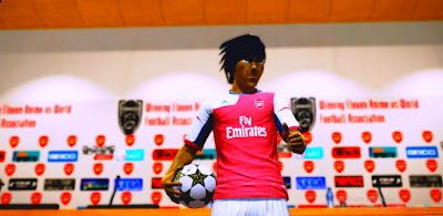 PES 2013 Anime vs World Patch by Bryezer and Chiggibe