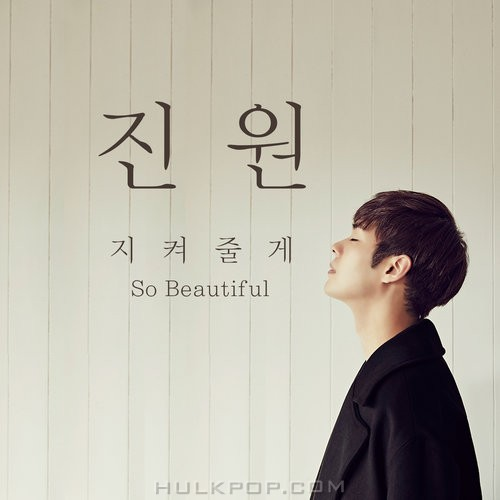 JINWON – So Beautiful – Single