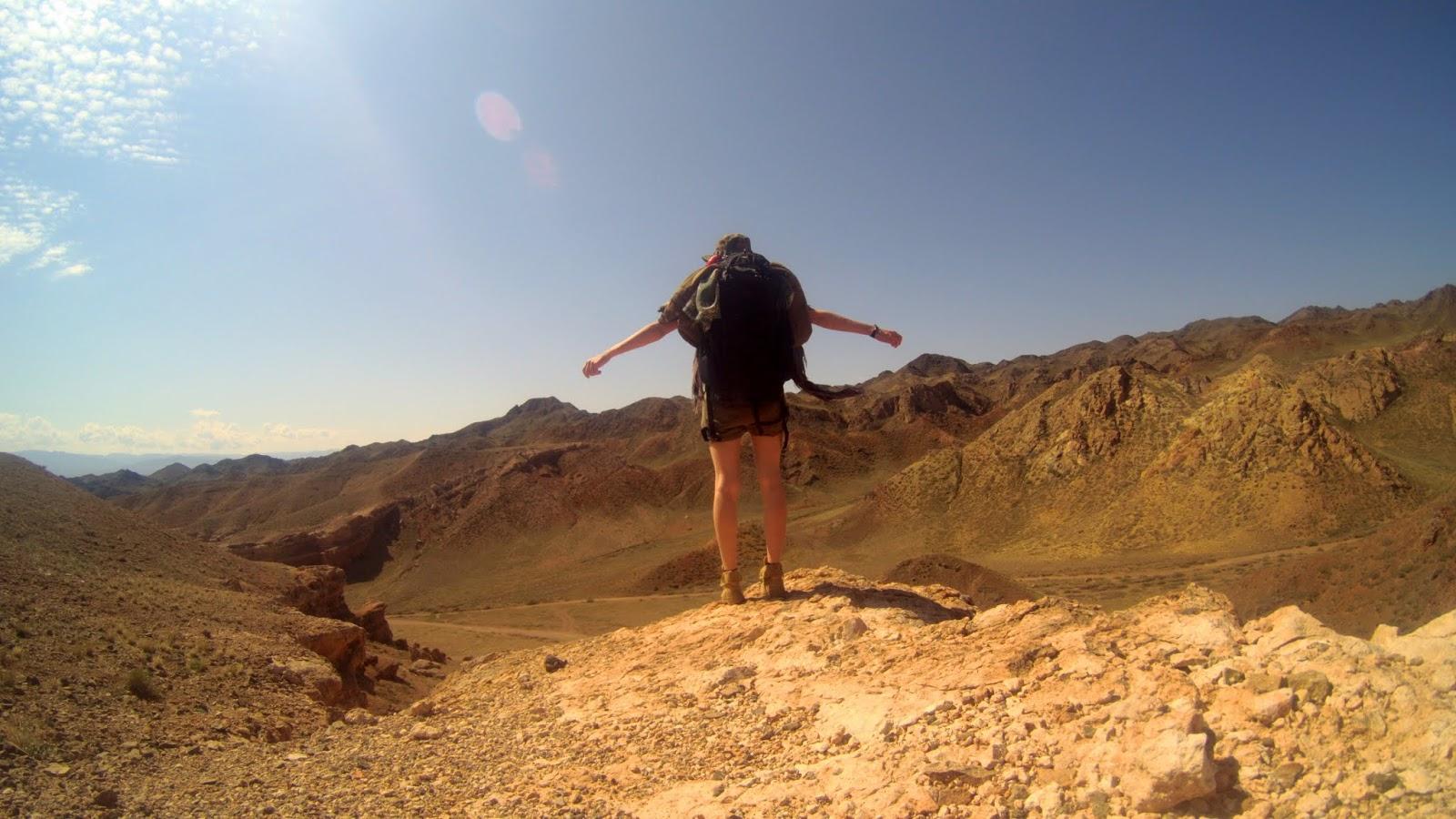 Charyn Canyon Kazachstan, dojazd