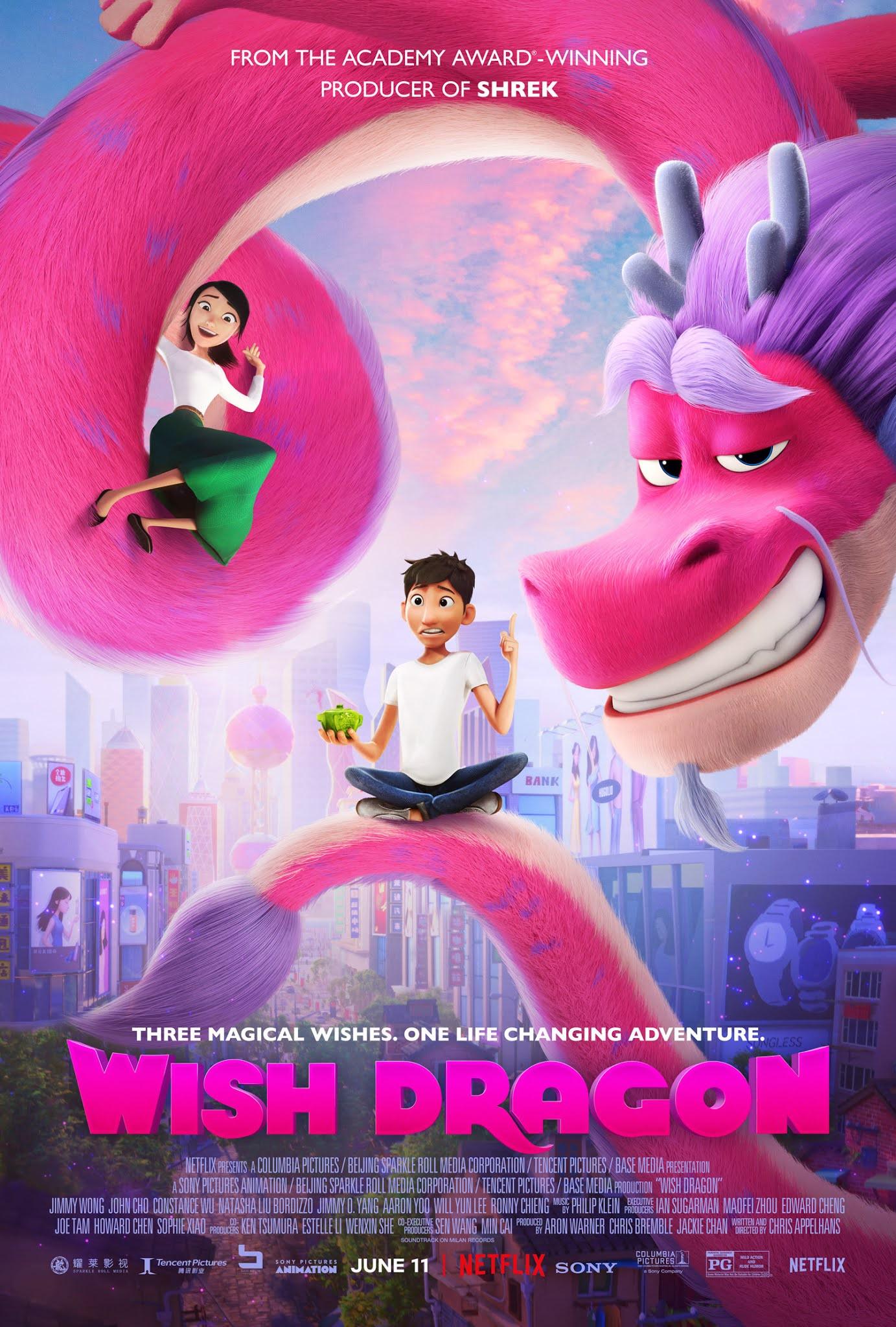 Wish Dragon 2021