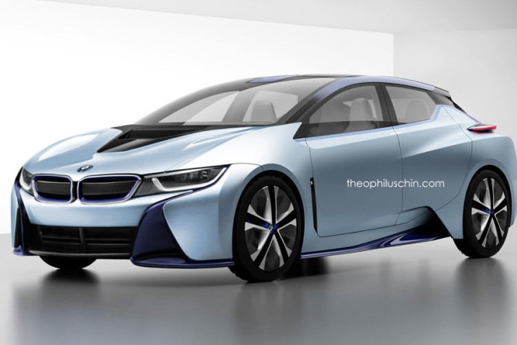 Kirill Klip Lithium Race Bmw I5 Crossover Rendered