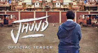 jhund song