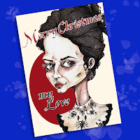 Vanessa Ives Merry Christmas card