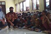 Eddie Foundation Bantu Muslim Rohingya Yang Terdampar Di Aceh