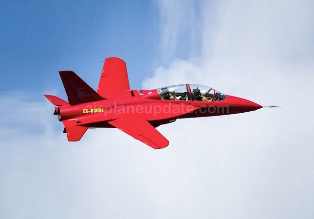 KB SAT SR-10 Jet Trainer