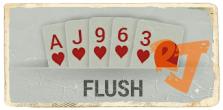 Flush IDN Poker
