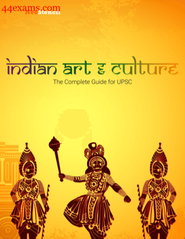 Indian-Art-and-Culture-The-Complete-Guide-:-For-UPSC-Exam-PDF-Book