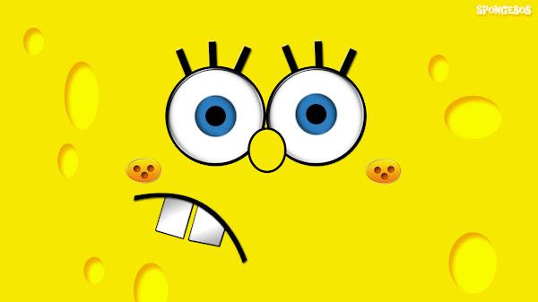 wallpaper spongebob sad