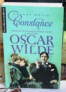 Constance. Tragica și scandaloasa viață a doamnei Oscar Wilde, de Franny Moyle. Recenzie
