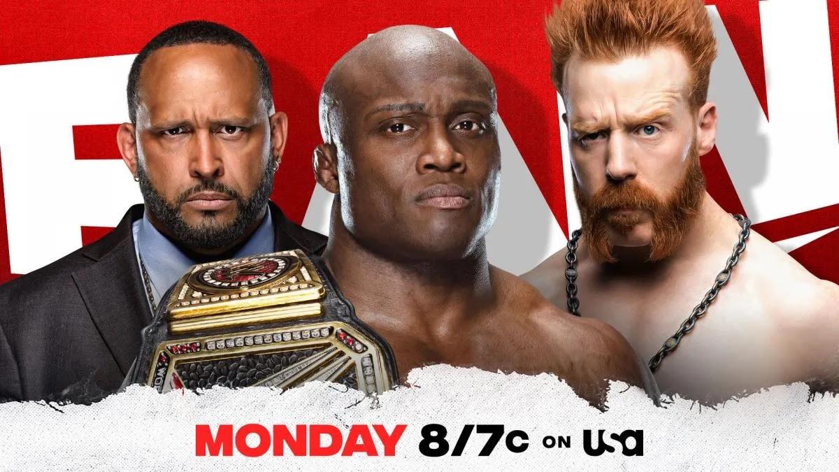 Cobertura: WWE RAW (30/08/2021) – Noite dos campeões!