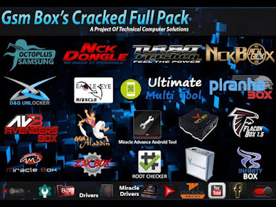 Gsm Box Cracked Full Pack Free Download