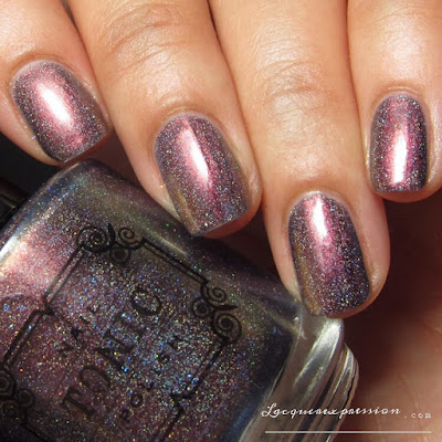 nail polish swatch of alchemy from the Tonic Polish Holiday 2016 collection
