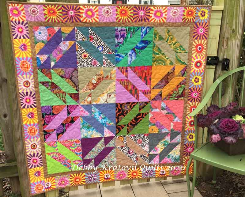 The Gretchen Quilt