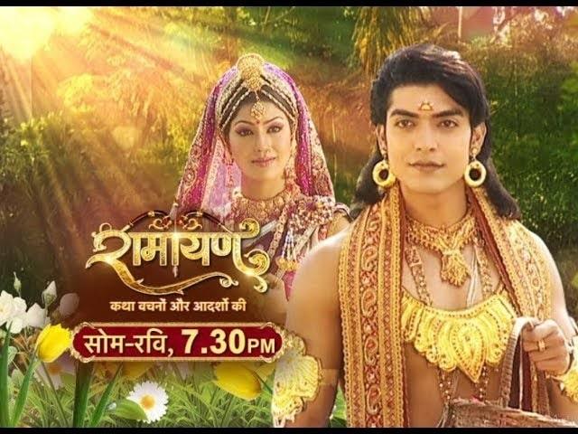 Ramayan (2008) Starting once again on Dangal TV