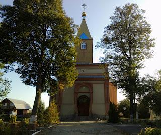 Браїлів. Петропавлівська церква