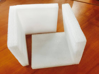 PE Foam góc 20x125x150mm