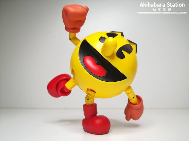 Review del S.H.Figuarts PAC-MAN, Tamashii Nations