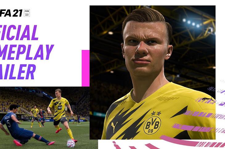 FIFA 21 Gameplay Trailer Revealed