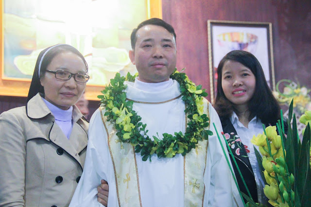 Lễ truyền chức Phó tế và Linh mục tại Giáo phận Lạng Sơn Cao Bằng 27.12.2017 - Ảnh minh hoạ 195