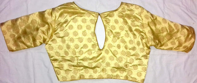 Princess Cut Blouse with Boat Neck
