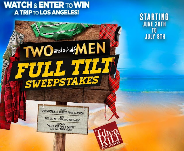 WGN is giving viewers a chance to enter daily to win a trip to Los Angeles to watch Pro Football's NEWEST TEAM in action, visit the set of Two and a Half Men and more!