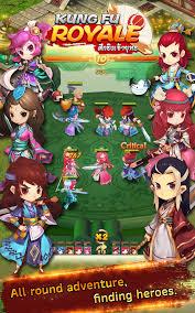 Game Kung Fu Royale MOD APK